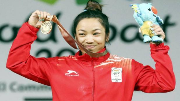 commonwealth-games-2018-meerabai-chanu-snatches-first-gold-for-india