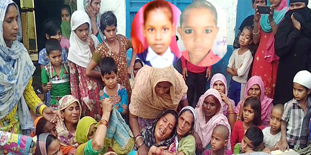 Sitapur: dogs killed childs reality check of khairabad in hindi