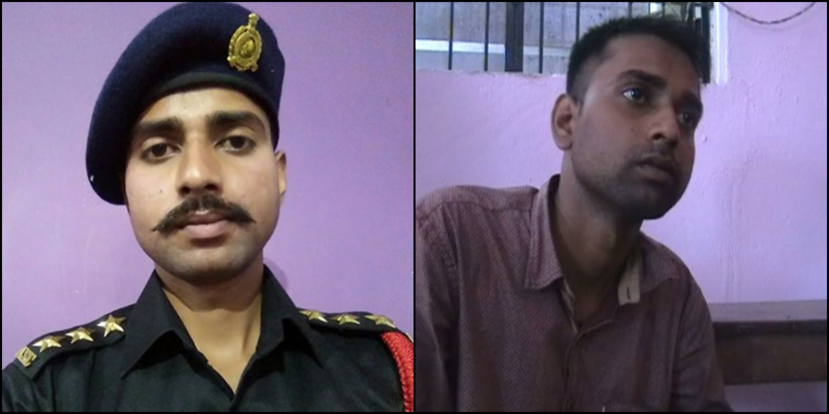 Army Intelligence arrested Fake colonel send to ghatampur police