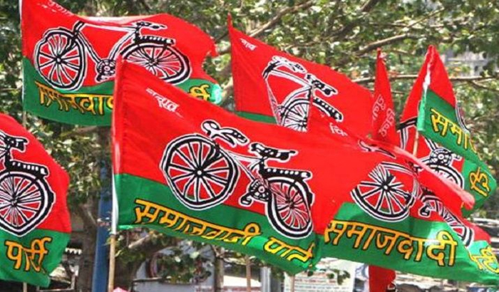 Samajwadi Party jila karyakarini not formed Till Now