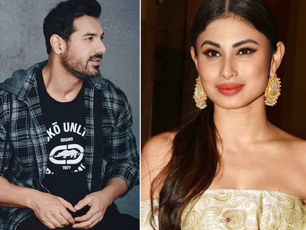 Mouni Roy To Cast Opposite John Abraham In 'Raw: Romeo Akbar