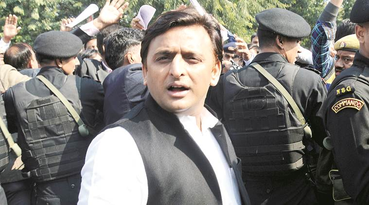 Akhilesh Yadav bungalow dispute, Expert team will check breaking burst