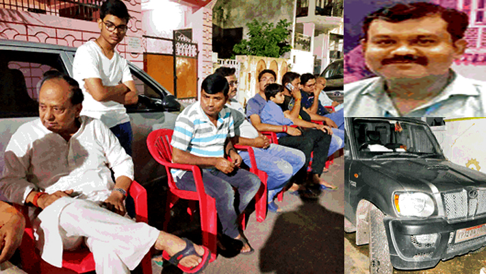 Lucknow: Man Killed Crushed by Car FIR Intoxicated Goons in Gomti Nagar
