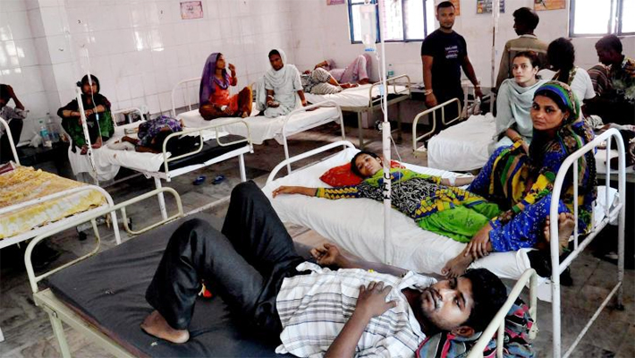 Seven Deaths in 24 Hours More Than 200 Sick From fever