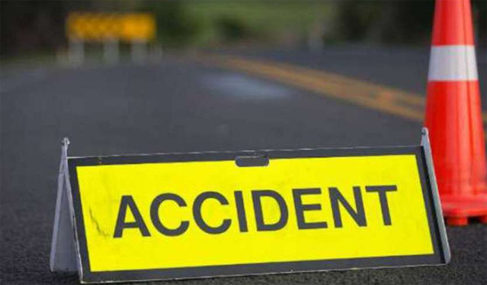 Banda: Roadways bus fell into canal, two seriously injured