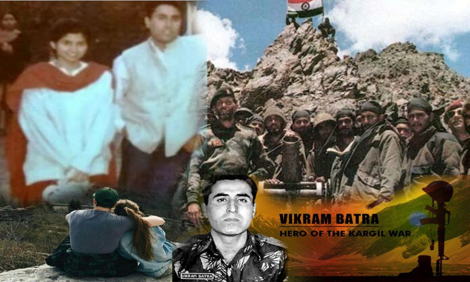 Captain Batra love story was as beautiful as his bravery story