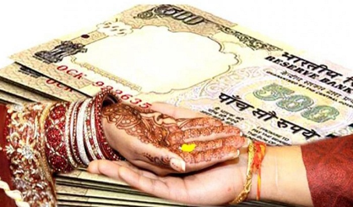 husband went to sasural, beat wife for dowry, FIR filed