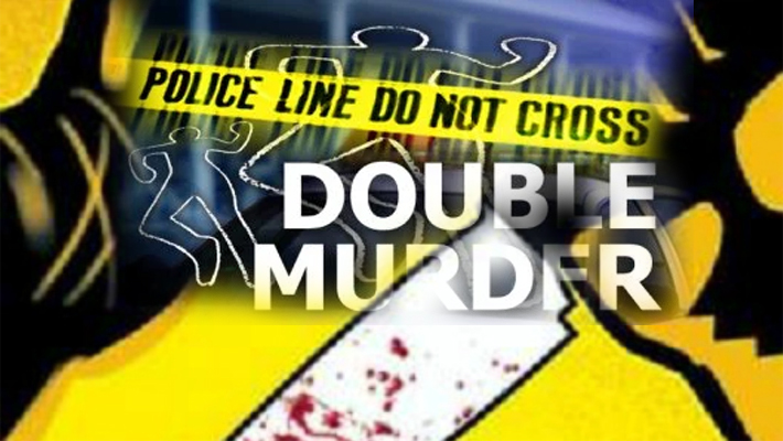 Auraiya Double Murder Nana and Natin Brutally Killed With Knife