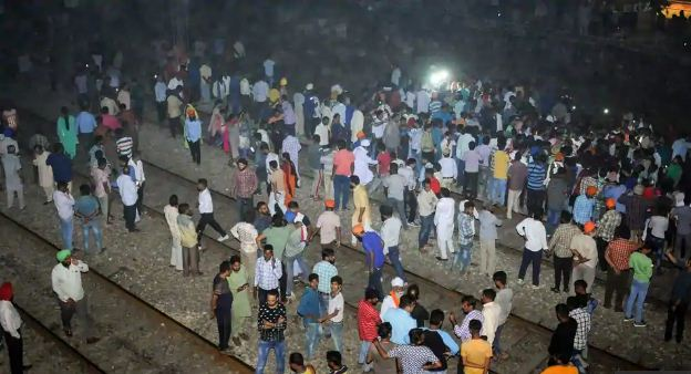 Literature special on amritsar train accident died many