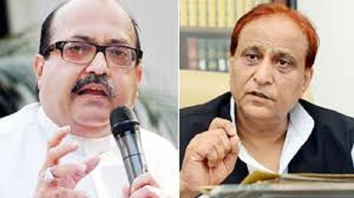 Literature special on amar singh FIR yatra against azam khan