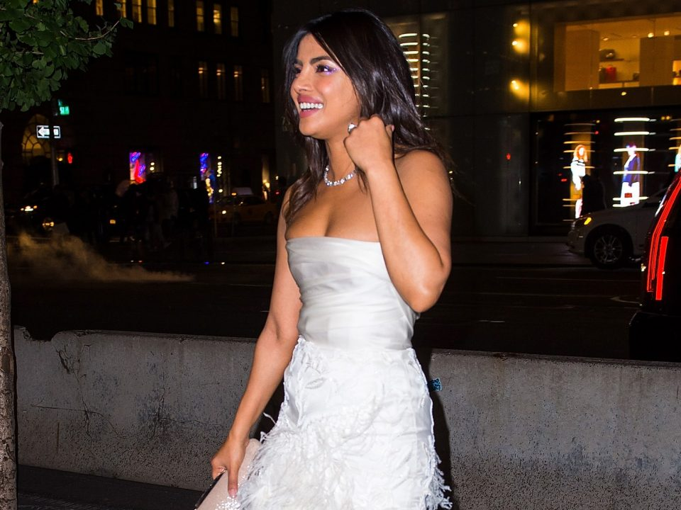 Bride-to-be Priyanka Chopra