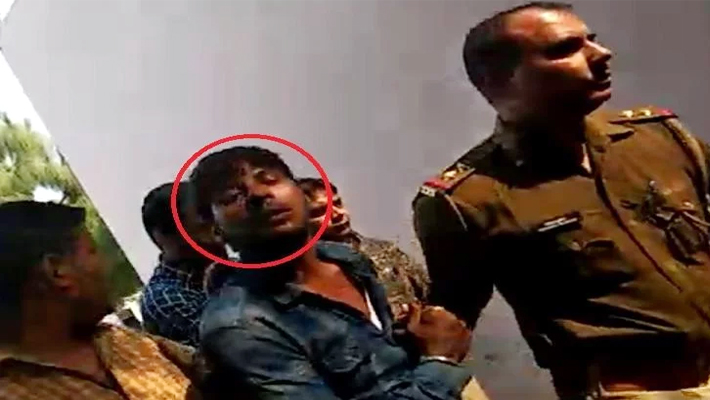 Encounter With Police in Marriage Pavilion Criminal Arrested