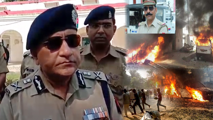 UP DGP OP Singh Statement incident in Bulandshahr is Big Conspiracy