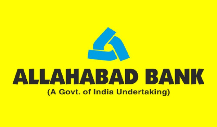 In the broad daylight robbery in Allahabad Bank
