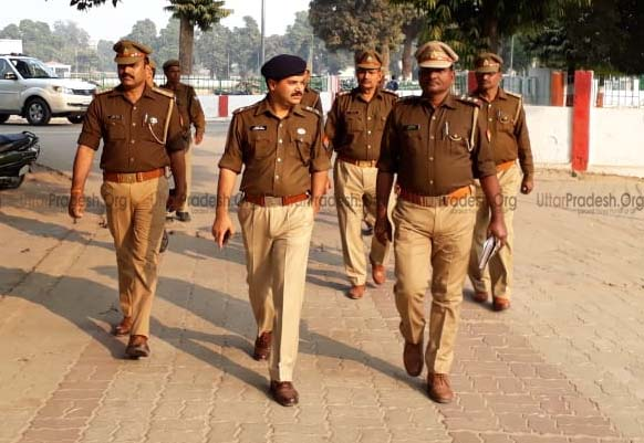 6852 Case Investigation Pending in Lucknow SSP Expressed Resentment