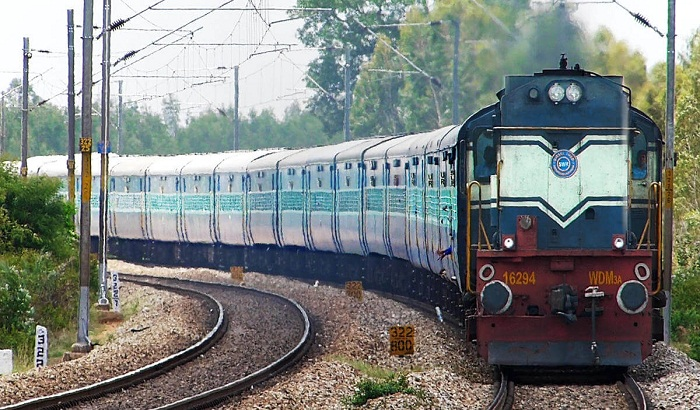Lucknow: Cancellation of train