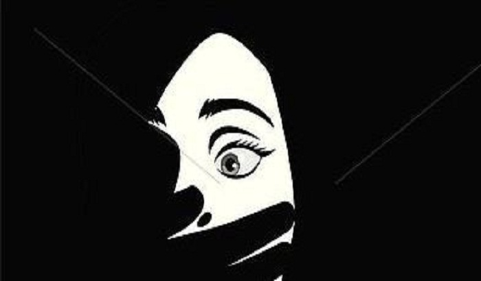 Case of kidnapping of a women in the Bijnor region
