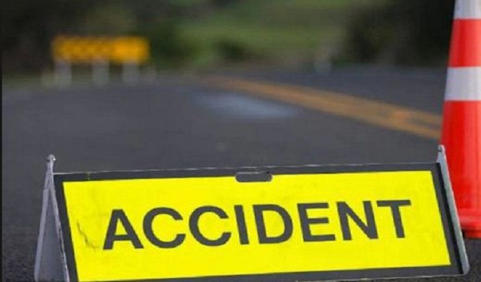 2 youths killed in the road accident in Behraich region