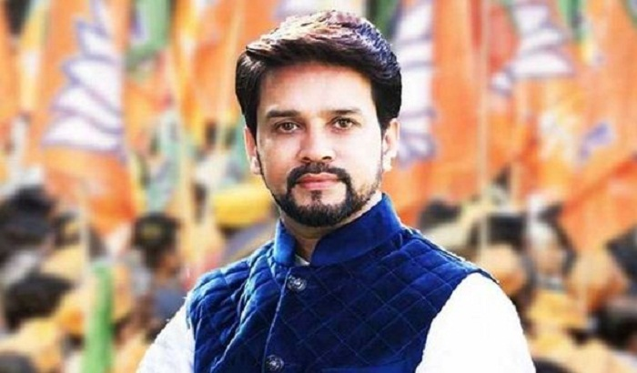 BJP leader Anurag Thakur will address a public meeting in district today