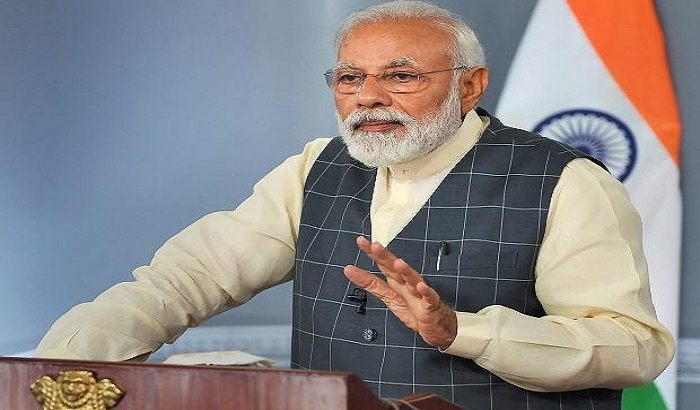 Everyone who is fighting corruption, dirt, social evils is a janitor:PM Modi
