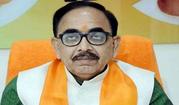 Sadly SP BSP alliance has left two seats for Congress:Mahendra nath
