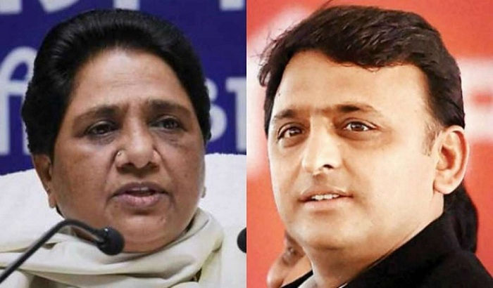 Lucknow:SP-BSP alliance will be jointly 11 rallies in UP