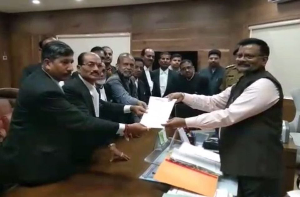 Lawyers opposing Registry office transfer Circle commissioner's office
