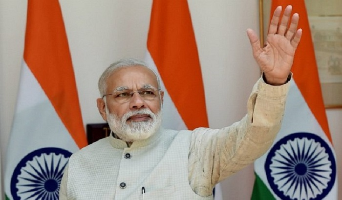 Today janitor word has become synonymous with patriotism: PM Modi