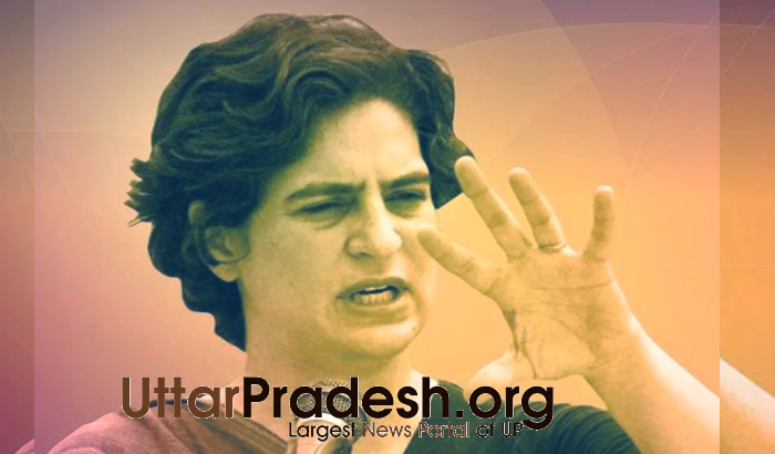 Priyanka Gandhi will travel through train route after the boat copy
