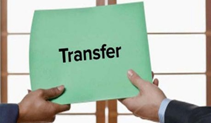 Transfer of 14 engineers in KDA during the Code of Conduct
