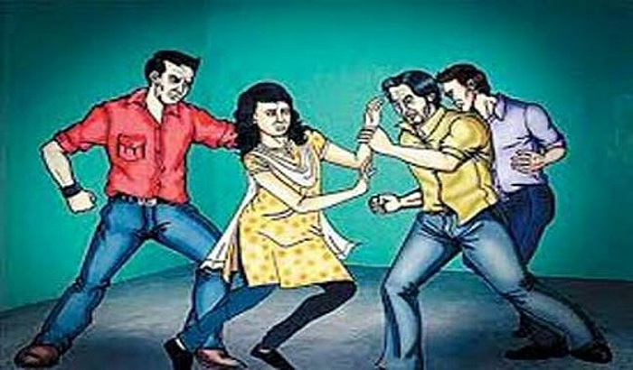 Basti: Dabangon beats women fiercely over land disputes