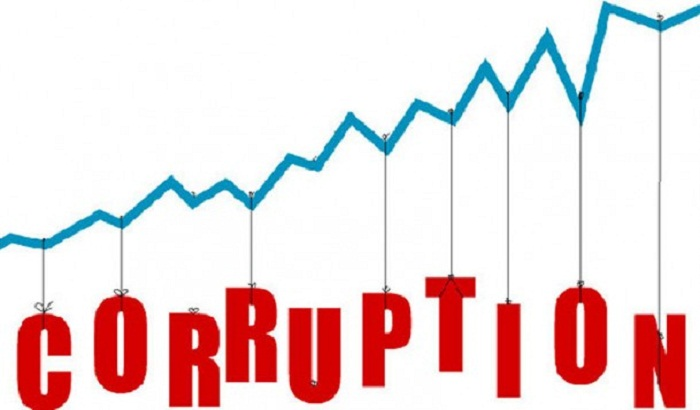 Corruption by the officers and employees of forest department