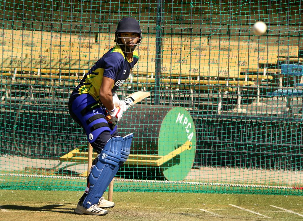 New Singh is Knocking the Door for Indian Blue Jersey- Pratham Singh