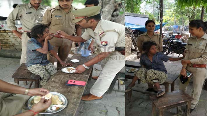 Cop Fed Food to Minor Girl Who Found Unconscious Near Zoo