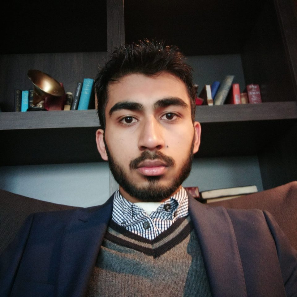 Saqib Malik a Young Entrepreneur and Digital Marketing Expert