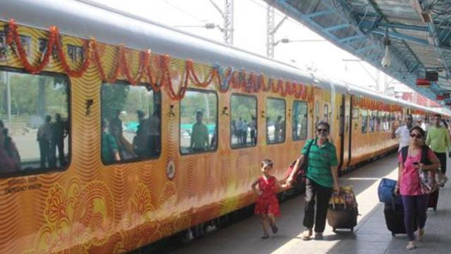 IRCTC ssued advisory after Tejas staff harassed