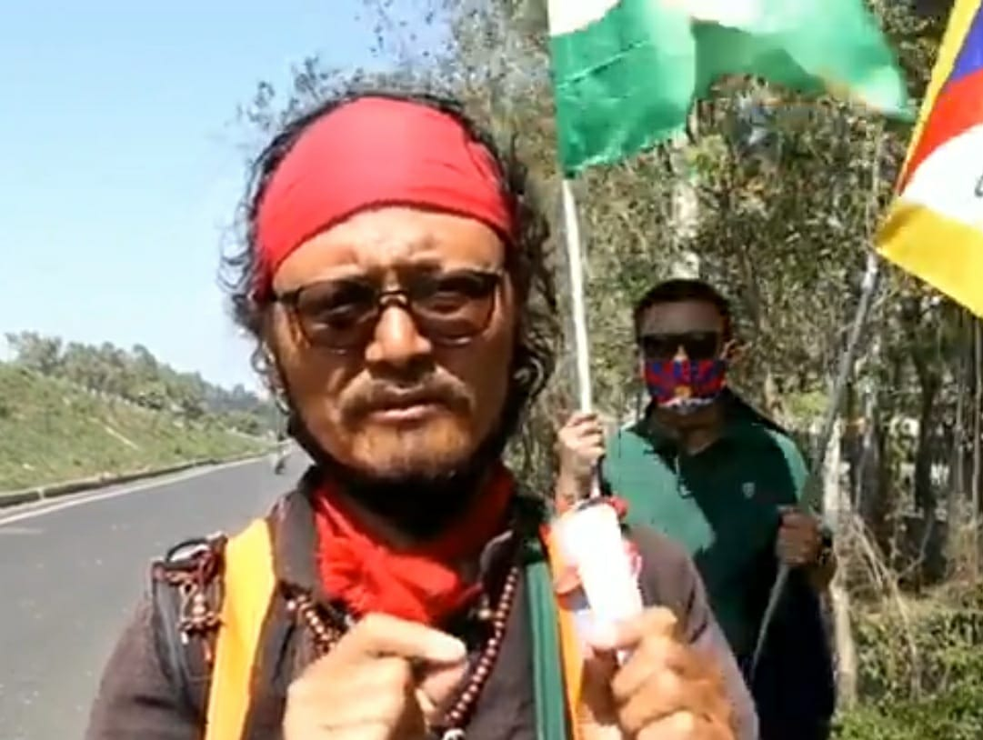 India must answer China fearlessly and help Tibet also, says Tibetan activist writer Tenzin Chundu