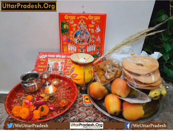 karva-chauth-was-celebrated-with-reverence-in-the-traditional-way